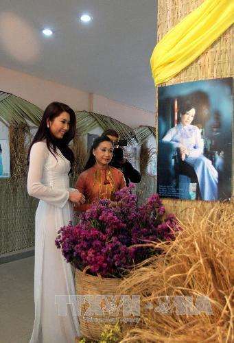 TP Hồ Chí Minh: Triển lãm ảnh áo dài