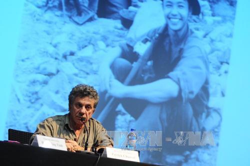 Tọa đàm Phóng viên chiến tranh: Những cái nhìn chéo