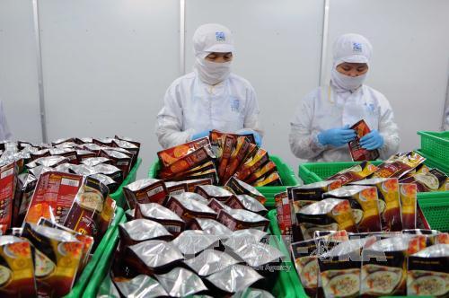 Công ty Cổ phần Sài Gòn Food - top 100 doanh nghiệp tiêu biểu TP. Hồ Chí Minh năm 2015