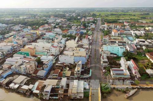 Thị xã Vĩnh Châu tiềm năng phát triển kinh tế của tỉnh Sóc Trăng