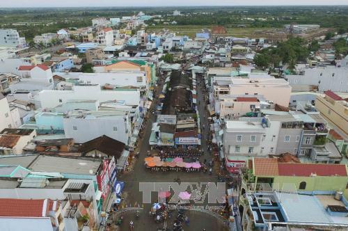Thị xã Vĩnh Châu- Tiềm năng phát triển kinh tế của tỉnh Sóc Trăng