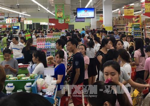 Thừa Thiên - Huế: Tổng mức bán lẻ hàng hóa và doanh thu dịch vụ đạt trên 27 nghìn tỷ đồng