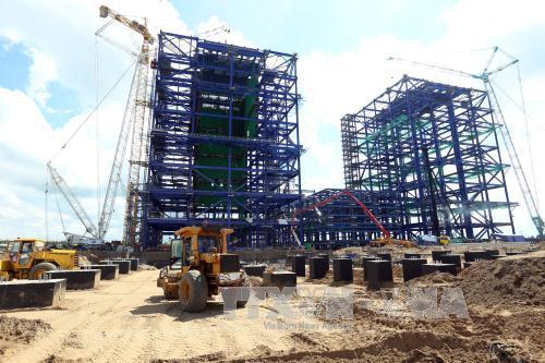 Đẩy nhanh tiến độ dự án xây dựng Nhà máy Nhiệt điện Long Phú 1