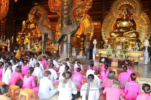 Ninh Bình: Nhiều hoạt động nhân mùa Vu Lan báo hiếu