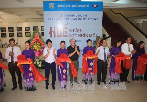 Thừa Thiên-Huế: Trao giải và triển lãm cuộc thi
