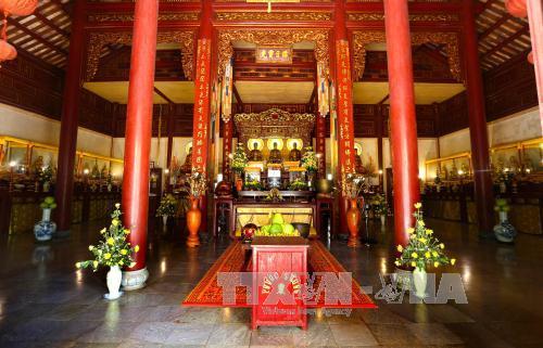 Du lịch Việt Nam: Chùa cổ Thánh Duyên