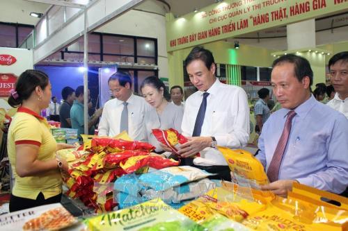 Hội chợ hàng Việt Nam thành phố Hà Nội 2017