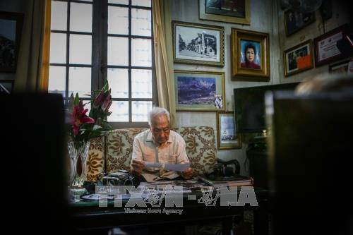 Hà Nội: Gương công dân Thủ đô ưu tú 2017