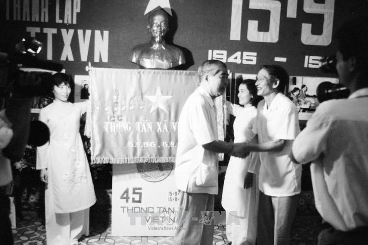 Tưởng nhớ nhà báo Đỗ Phượng - Nguyên Tổng Giám đốc Thông tấn xã Việt Nam