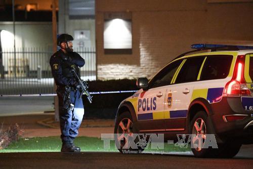 Thụy Điển: Nổ lớn tại một trụ sở cảnh sát ở miền Tây