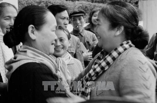 Kỷ niệm 87 năm Ngày thành lập Hội Liên hiệp Phụ nữ Việt Nam (20/10/1930 - 20/10/2017)