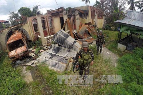 Indonesia thắt chặt an ninh biên giới sau khi Philippines giải phóng thành phố Marawi