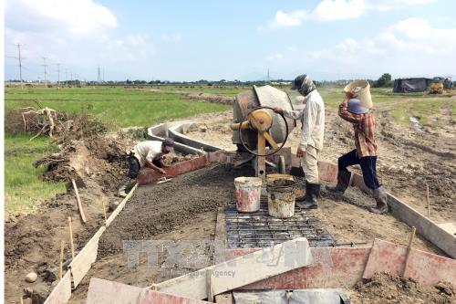 Biến đổi khí hậu: Ninh Thuận đầu tư 80 tỷ đồng xây dựng hệ thống thủy lợi khắc phục hạn hán, xâm nhập mặn