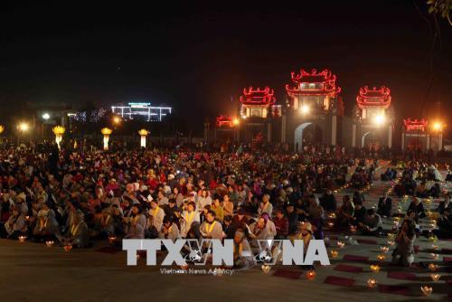 Quảng Ninh: Pháp hội cầu an Xuân Mậu Tuất 2018