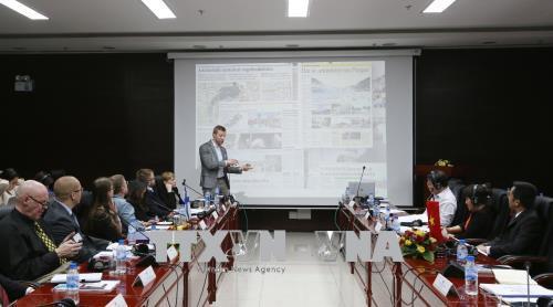 Đà Nẵng: Khai mạc Hội thảo Hợp tác phát triển thành phố thông minh và đổi mới sáng tạo