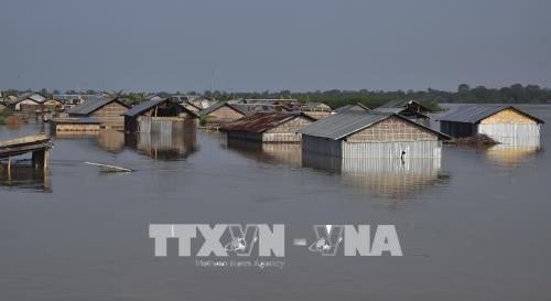 Lũ lụt khiến hàng chục người thiệt mạng tại Ấn Độ