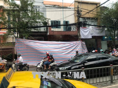 Thành phố Hồ Chí Minh: Điều tra một vụ nổ ở trụ sở Công an Phường 12, quận Tân Bình